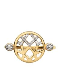 Links of London - Metallic Timeless Gold Ring - Lyst