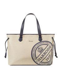 Harrods | Natural James Shoulder Bag | Lyst