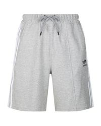 Adidas Originals | White L.a Running Shorts for Men | Lyst