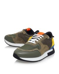 Givenchy | Green Active Runner Trainers for Men | Lyst