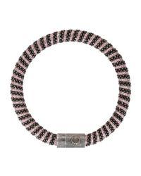 Carolina Bucci - Metallic Gold-plated Woven Bracelet - Lyst