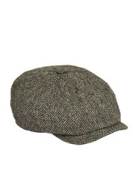 Stetson - Multicolor Herringbone Six-pence Cap for Men - Lyst