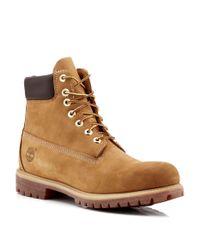 Timberland - Brown Classic Premium Waterproof Boot for Men - Lyst