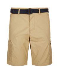 Gant - Green Chino Shorts for Men - Lyst