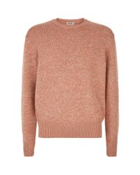 Acne - Natural Nerah Cableknit for Men - Lyst