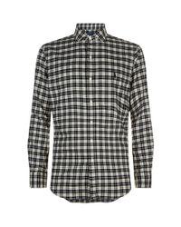 Polo Ralph Lauren - Multicolor Slim Fit Checked Cotton Shirt for Men - Lyst