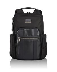 Tumi - Black Alpha Bravo Nellis Backpack for Men - Lyst