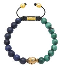 Nialaya | Bali Turquoise And Blue Coral Beaded Bracelet | Lyst