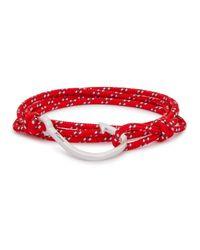 Miansai | Red Hook Wrap Bracelet | Lyst
