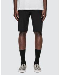 Champion - Black Bermuda Shorts for Men - Lyst