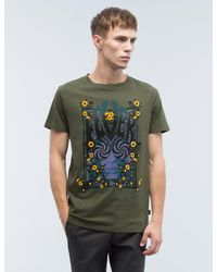 Marc Jacobs - Multicolor Psychedelic S/s T-shirt for Men - Lyst
