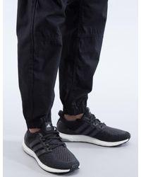 Carhartt WIP - Black Marshall Jogger Pants for Men - Lyst