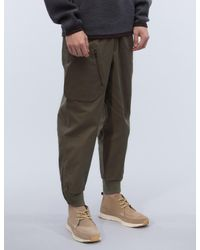 Kolor - Multicolor Zip Details Jogging Pants for Men - Lyst