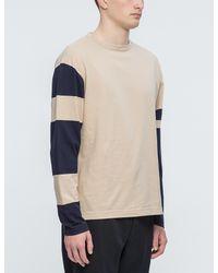 Marni - Multicolor Stripes L/s T-shirt for Men - Lyst