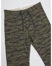 Carhartt WIP - Green Ripstop Marshall Jogger Pants for Men - Lyst