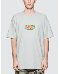 Stussy - Multicolor Liquid T-shirt for Men - Lyst