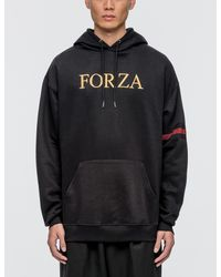 Wasted Paris | Black Forza Hoodie for Men | Lyst