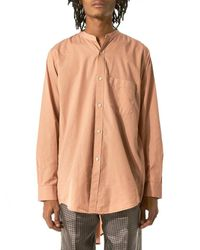 BED j.w. FORD | Multicolor Asymmetric Button-down Shirt for Men | Lyst