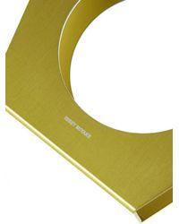 Issey Miyake - Multicolor Geometric Solid Bracelet - Lyst
