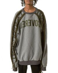 Juun.J | Multicolor Paratrooper Crewneck Pullover for Men | Lyst