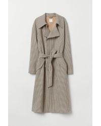 Trench-coat H&M en coloris Natural