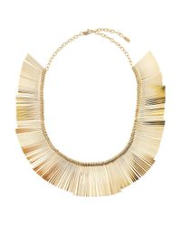 Hobbs - Metallic Abbie Necklace - Lyst
