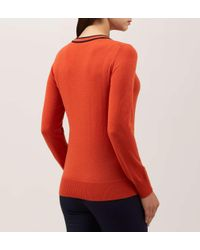Hobbs - Multicolor Poppy Sweater - Lyst