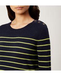 Hobbs - Blue Sienna Sweater - Lyst