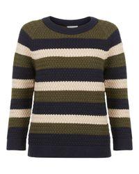 Hobbs | Blue Anya Sweater | Lyst