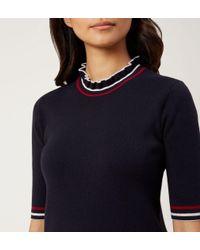 Hobbs - Blue Grace Sweater - Lyst