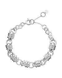 Links of London | Metallic Sweetie Charm Chain Bracelet | Lyst