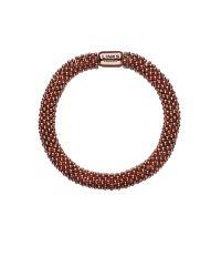 Links of London | Pink Effervescence Star Rose-gold Plated Bracelet | Lyst