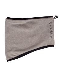 Calvin Klein | Gray Fleece Snood | Lyst
