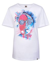 Pretty Green | White Hofmann T-shirt for Men | Lyst