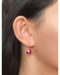 Juvi Designs - Multicolor Gold Vermeil Egadi Faceted Square Earrings - Lyst