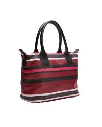 Ted Baker | Red Alanya Nylon Small Tote Bag | Lyst