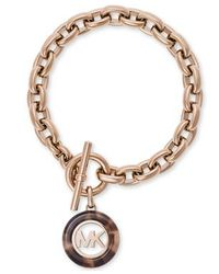 Michael Kors | Brown Mkj5347791 Ladies Bracelet | Lyst