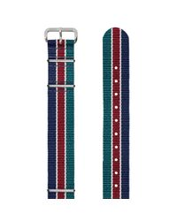 Smart Turnout | Blue Army Rugby Club Watchstrap 18mm for Men | Lyst
