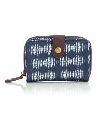 Dash | Multicolor Waxed Cotton Purse | Lyst