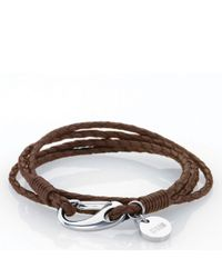 Storm - Brown Jax Wrap Bracelet - Lyst