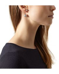 Hobbs - Multicolor Erin Pearl Earring - Lyst