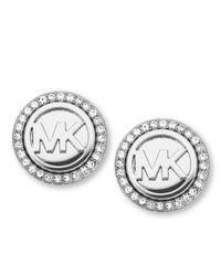 Michael Kors | Metallic Mkj4516040 Ladies Earring | Lyst