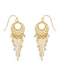 Accessorize | Metallic Elaborate Earrings | Lyst