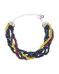 White Stuff - Blue Millie Layer Bracelet - Lyst