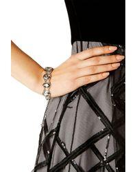 Coast - Metallic Rodez Sparkle Bracelet - Lyst