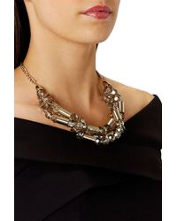 Coast - Metallic Avila Statement Necklace - Lyst