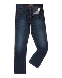 Wrangler - Blue Greensboro El Camino Regular Fit Jeans for Men - Lyst