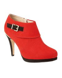 Lotus - Red Vollmer Womens High Cut Court Shoes - Lyst