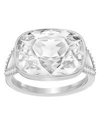 Swarovski | White Holding Ring | Lyst