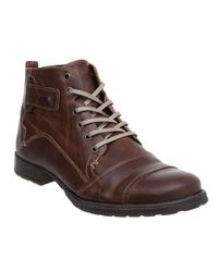 Dune | Brown Simon Boots for Men | Lyst
